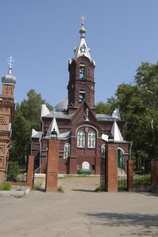 День трезвости в Спасо — Преображенском храме города Воткинска