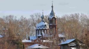 Храм Преображения Господня г. Воткинск
