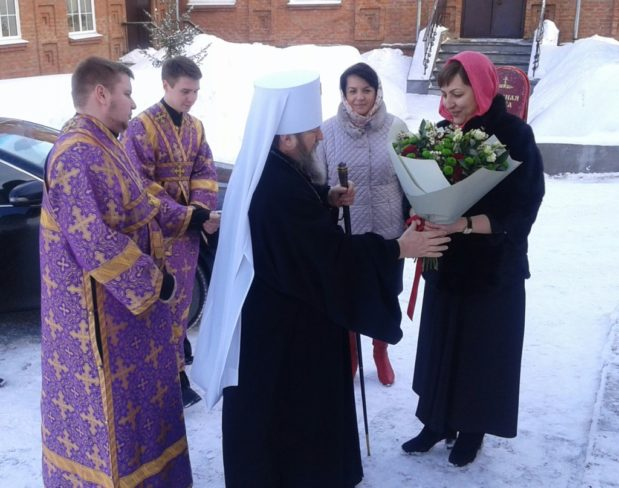 Неделя 5 Великого поста, которая посвящена памяти прп. Марии Египетской
