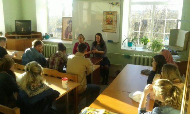 Организационное собрание по проекту «Благодеяние Книжное»